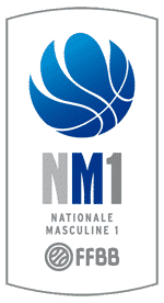 Logo Nationale Masculine 1 Basket