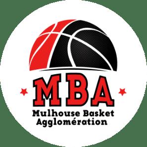 MBA Mulhouse Basket agglomération Logo