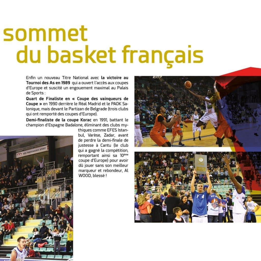 Histoire du MBA Mulhouse Basket Agglomération Partie 2