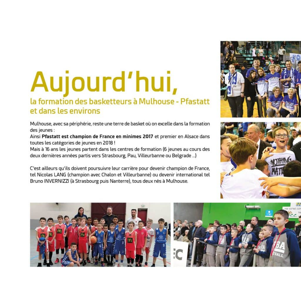 Histoire du MBA Mulhouse Basket Agglomération Partie 3