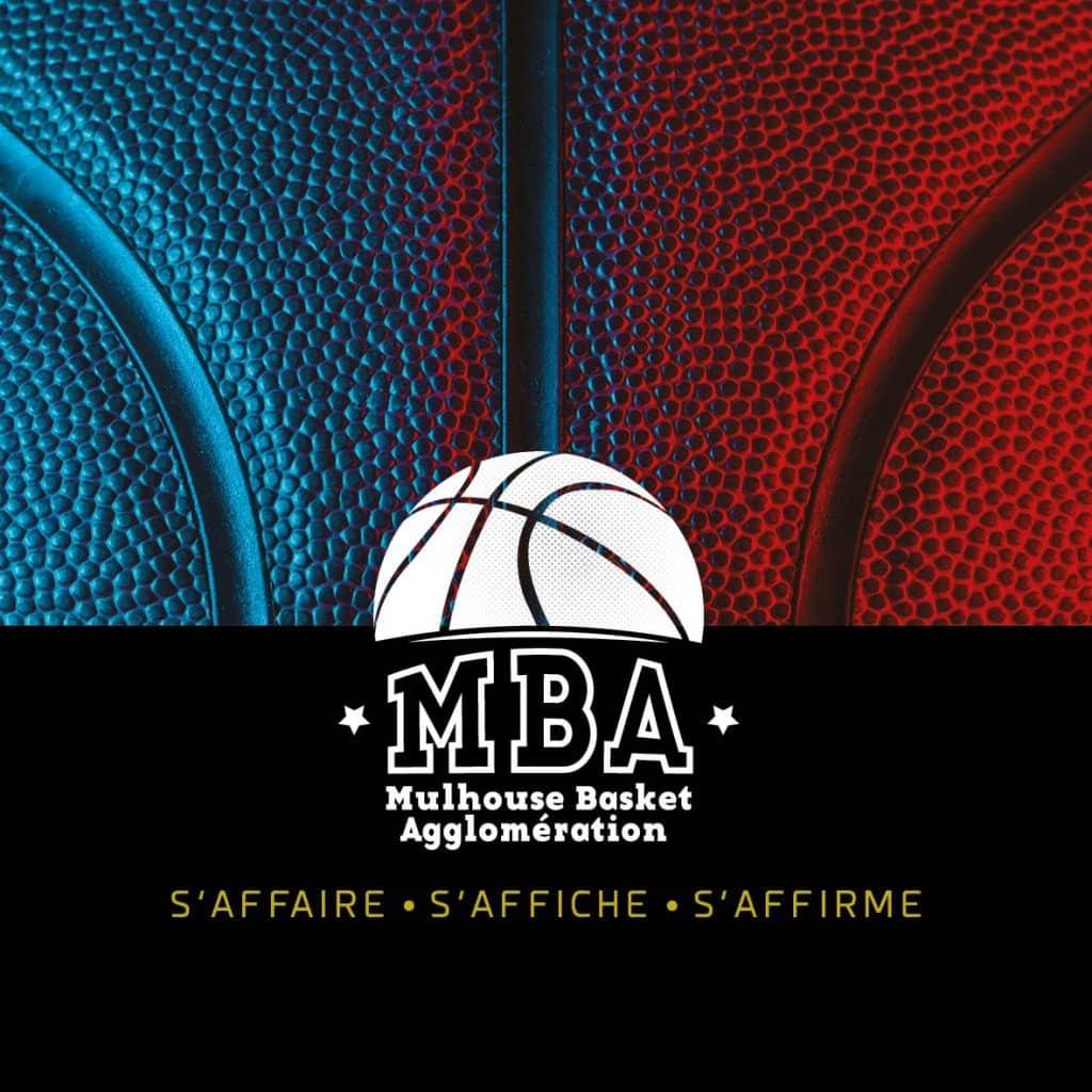 Plaquette partenaires MBA Mulhouse Basket Agglomération