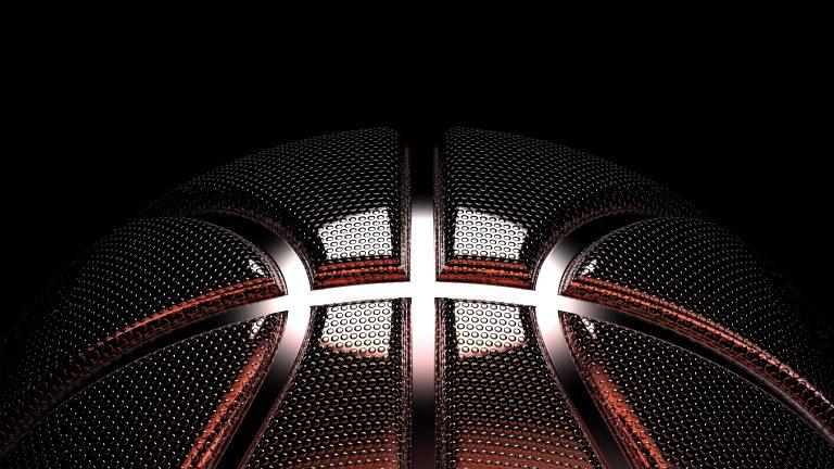 Basketball.,3d,Illustration.,3d,Cg.,High,Resolution.